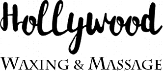 Hollywood Waxing & Massage Logo
